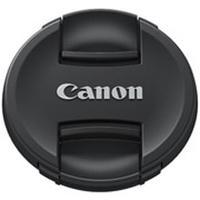 Canon E-77 II Capuchon d'objectifs - Noir