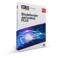 Bitdefender Antivirus Plus 2020 - 2 jaar/3 apparaten Firewall software