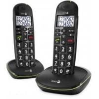 Doro PhoneEasy 110 DECT-telefoon - Zwart