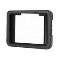 """Zebra 10"""" Rugged Frame with Rugged IO (Included) Barcodelezer accessoire - Zwart"""