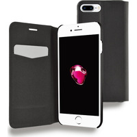 Azuri Booklet ultra thin - zwart - voor Apple iPhone 7 Plus / 8 Plus
