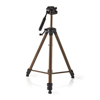 Nedis 4 kg, 625 - 163 mm, 1476 g, bronze/black Tripod - Zwart,Brons