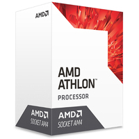 AMD CPU Athlon 220GE WITH Radeon Vega Graphics Processeur