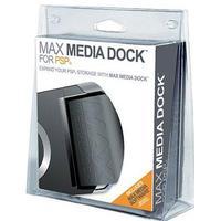Datel Max Media Dock, PSP Boitiers et accessoires de jeux d'ordinateurs - Noir