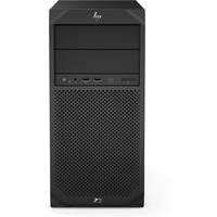HP Z2 G4 Pc - Zwart