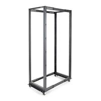 StarTech.com 42U open-frame server rack kast met 4 stijlen met instelbare diepte - plat verpakt met .....
