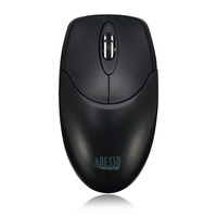 Adesso iMouse M40 - 2.4GHz Wireless Optical Mouse Souris - Noir