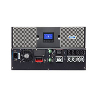 Eaton 9PX2200IRT3U UPS - Zwart