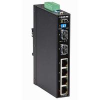 Black Box Ethernet durci, gamme LGH1000 Switch - Noir