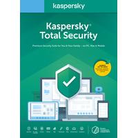 Kaspersky Lab Total Security 2020 Software
