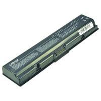 2-Power 10.8v 5200mAh 56Wh Li-Ion Laptop Battery Laptop reserve onderdelen - Zwart