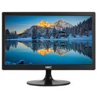HKC MR17S 17 inch HD-ready, 1600 x 900, TN, 200 cd/m², 500:1, 8 ms, VGA, HDMI, 18 W Monitor - Zwart