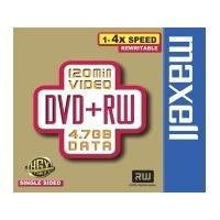 Maxell DVD+RW 4.7GB 4x JewelCase 5pk DVD vierge
