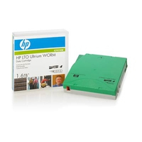 Hewlett Packard Enterprise LTO4 Ultrium 1.6TB WORM Datatape - Groen