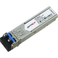 Alcatel-Lucent 1000Base-LX Gigabit Ethernet optical transceiver (SFP MSA) Modules émetteur-récepteur de .....