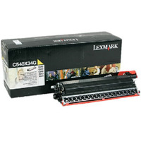 Lexmark C54x/X54x 30K gele developer unit Ontwikkelaar print - Geel