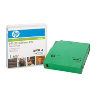 Hewlett Packard Enterprise LTO Ultrium Cartridges C7974A Datatape - Groen