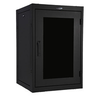 Black Box Baie 19ˮ Sélect (18U–47U) étagères - Noir