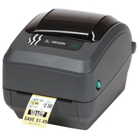 Zebra GK420d Labelprinter - Grijs