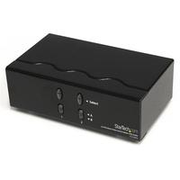 StarTech.com 2x2 VGA Matrix Video Schakelaar Splitter met Audio Videosplitter - Zilver