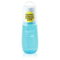 Ewent Kit de nettoyage écran Kit de nettoyage pour ordinateur - Bleu,Blanc