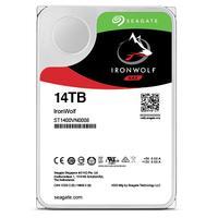"Seagate IronWolf 14TB SATAIII, 3.5"", 7200 RPM, 256MB cache Interne harde schijf"