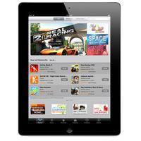 Apple iPad 3 Wi-Fi + 4G 16GB Tablet - Zwart - Refurbished B-Grade