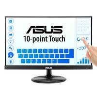 """ASUS VT229H 21,5"""" FHD Touch IPS Monitor - Zwart"""