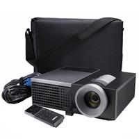DELL Draagtas van zacht materiaal voor de 4610X Wireless PLUS Projector Projectorkoffer - Zwart