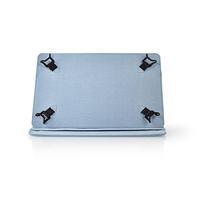 Nedis Tablet Folio Case, 10', Universal, Blue