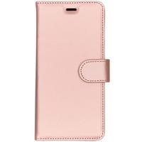 Accezz Wallet Softcase Booktype Sony Xperia XZ2 - Rosé Goud / Rosé Gold Housse de protection téléphones .....