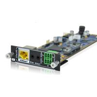 Vivolink HDBaseT & Analog Audio Output Card Geluidskaart - Zwart - Open Box