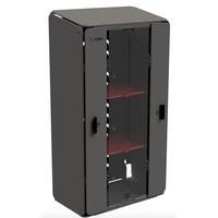 Zebra MEDIUM 3-Shelf Cabinet, EMEA