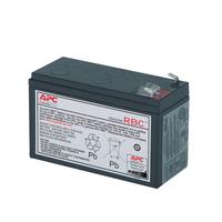 APC Cartouche de batterie de rechange #17 Batterie de l'onduleur - Noir