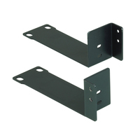ATEN Enkelvoudig Rek-Installatiepakket Rack toebehoren - Zwart
