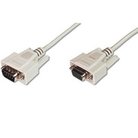 Digitus DK-610203-100-E Parallel-kabel - Beige