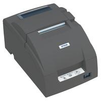 Epson TM-U220B (057BE): Ethernet, PS, NE sensor, EDG Imprimante point de vent et mobile - Noir