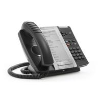 Mitel MiVOICE 5330e Téléphone IP - Noir