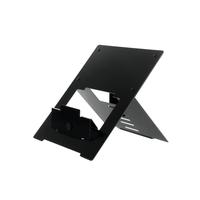 R-Go Tools R-Go Riser Flexible Laptopstandaard, verstelbaar, zwart Laptop steun