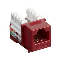 Black Box 25x Value Line Cat5e - Rouge