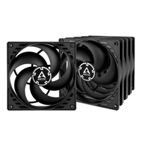 ARCTIC P14 PWM PST Value Pack Cooling - Zwart