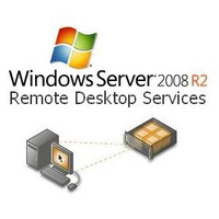 Microsoft Remote Desktop Services 2008 R2, OLP-NL, Lic/SA, DCAL, 1u Service management software