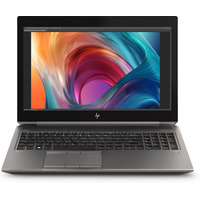 HP ZBook 15 G6 Portable - Argent
