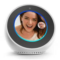 Amazon Echo Spot - Wit