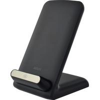 Azuri Qi wireless, 2000 mA, 5 V, Micro-USB Oplader - Zwart