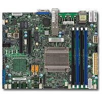 Supermicro X10SDV-2C-TP4F Carte mère du serveur/workstation