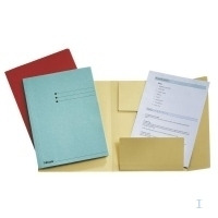 Esselte Folder with 3 flaps A4, Rose Fichier