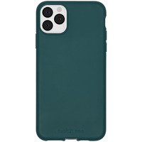 Antimicrobial Backcover iPhone 11 Pro Max - Pine - Groen / Green