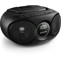 Philips CD-soundmachine AZ215B/12 CD-radio - Zwart