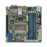 Supermicro X10SDV-8C-TLN4F Carte mère du serveur/workstation